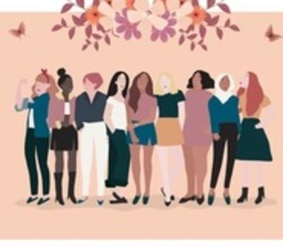 Shopping agasaja a la mujer en su mes con diversas actividades