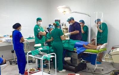 Iniciarán captación de pacientes para cirugías reconstructivas en Caaguazú