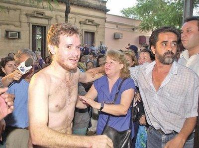 """Coscia: """"Arrom y Martí buscan salir impunes del secuestro de María Edith"""""""