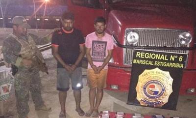 Ovetenses caen con 50 kilos de cocaína en Mariscal Estigarribia – Prensa 5