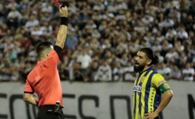 HOY / Duro castigo para Rodrigo Burgos