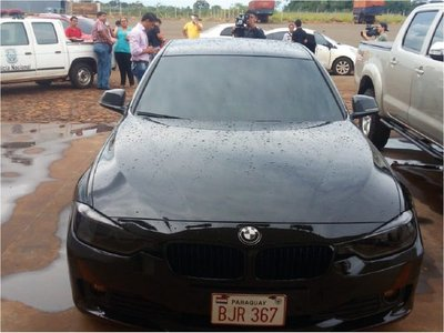 Hallan vehículo de sospechoso del crimen en el Paraná Country Club