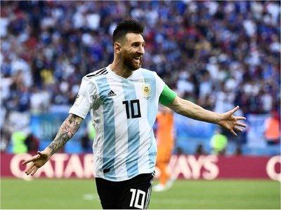 Messi, nuevamente convocado