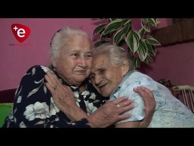 ENCARNACIÓN: HERMANAS SE REENCUENTRAN LUEGO DE 60 AÑOS