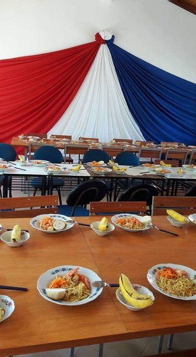Merienda y almuerzo escolar no llega a Alto Paraguay