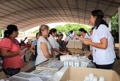 Ciudad Mujer Móvil ofreció servicios en Cerrito