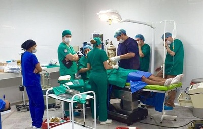 Ñemyatyró Paraguay inicia ciclo de cirugías reconstructivas en Caaguazú