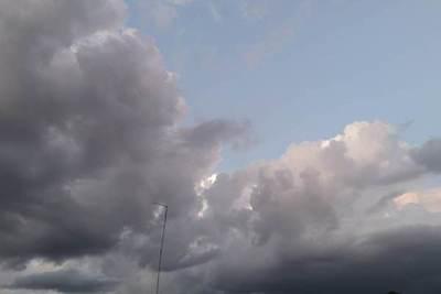 Lluvias y tormentas para hoy viernes y durante el fin de semana
