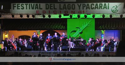 Proyecto para declarar Patrimonio Cultural al Festival del Lago Ypacaraí