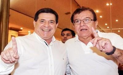 Cartes y Nicanor presentaron amparo judicial para jurar como senadores
