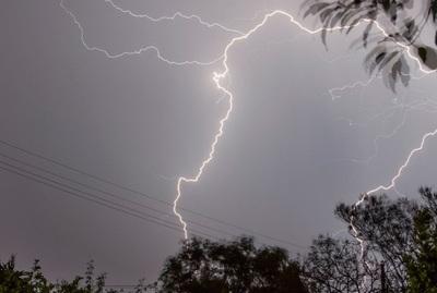Se espera un fin de semana con lluvias en todo el país