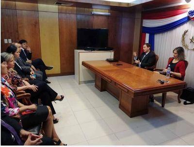 Reunión preparatoria para juzgados civiles y penales