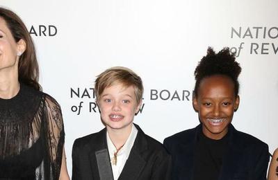 La desconocida y desgarradora historia de Zahara antes de ser adoptada por Angelina Jolie y Brad Pitt