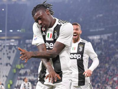 Paliza de la Juventus a Udinese en la Serie A