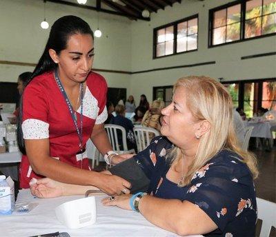 Ciudad Mujer Móvil brindó cerca de 700 servicios en Ñeembucú