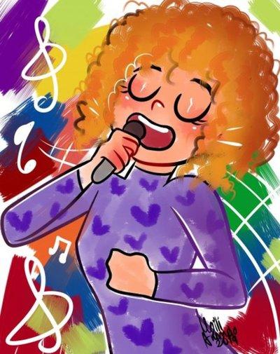 Un micrófono, una pista y buena música: el karaoke te invita a gozar la vida