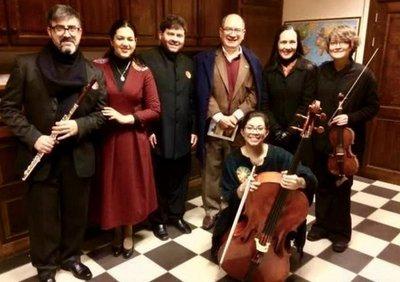 Enriquecida con la cultura guaraní, la música barroca vuelve a Europa