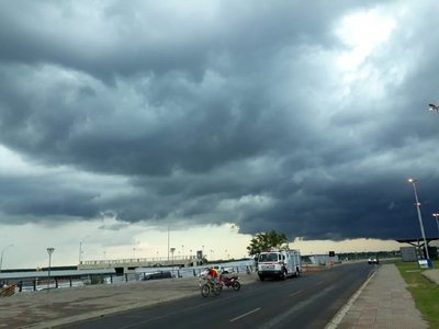 Meteorología anuncia un domingo con lluvias y ambiente cálido