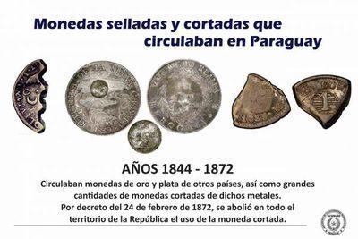 Cinco siglos de historia de Paraguay, a través de la evolución de su moneda
