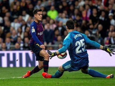 El Camp Nou empieza a impacientarse con Coutinho