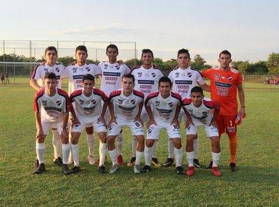 Luqueño y Nacional continúan liderando la Sub 18