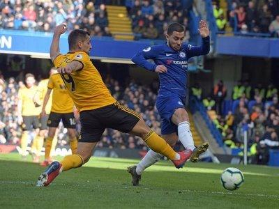 Chelsea rescata un empate en casa ante Wolverhampton