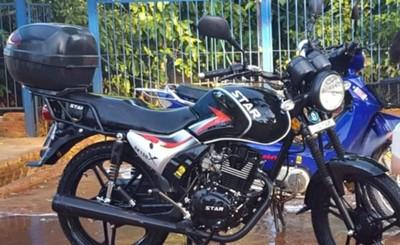 Hurtan biciclo frente al Tribunal Penal
