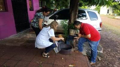 Tras muerte de mujer a causa del dengue, piden apoyo con eliminación de criaderos