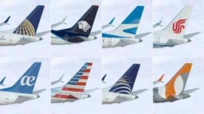 Unas 68 aerolíneas operan aviones Boeing 737 MAX