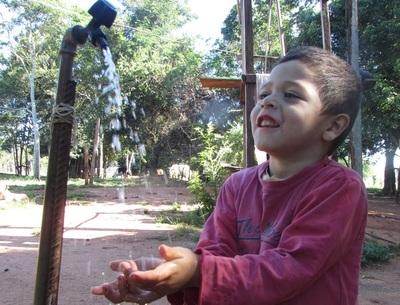 Unas 700 personas mejorarán su calidad de vida con agua potable en Yhú