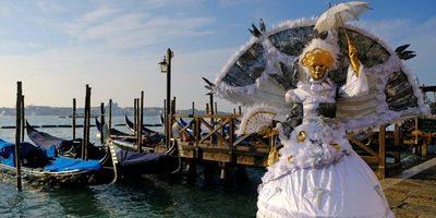 Venecia: un carnaval famoso en el mundo