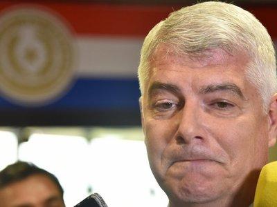 Ministro de Obras se incomoda con la visita de José Ortiz a Mario Abdo