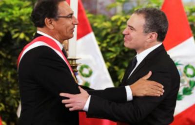 Presidente de Perú designa a actor como nuevo primer ministro