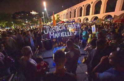 Dos policías detenidos en Rio como sospechosos del asesinato de la activista negra Marielle Franco