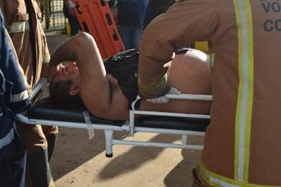 Guardiacárcel herido en Concepción está fuera de peligro
