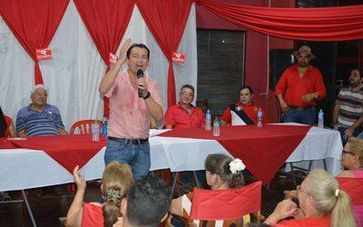 Apoyo de ZI a Wilberto Cabañas muestra que  candidato de Añetete siempre apañó la corrupción
