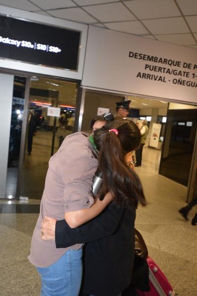 Sederrec repatrió a 11 compatriotas vulnerables desde España