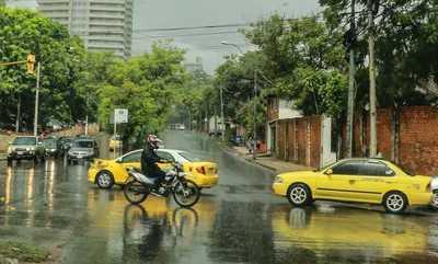 Persisten las lluvias y tormentas para este miércoles