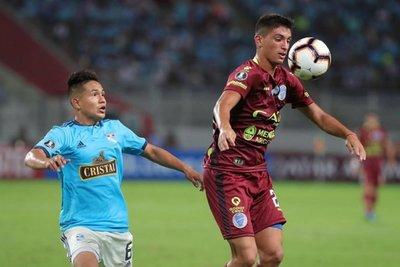 Cristal y Godoy Cruz igualan 1-1
