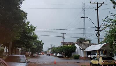 Anuncian cielo cubierto y lloviznas para el sur del país