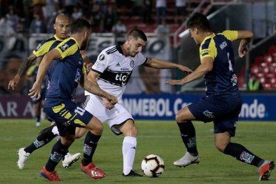 Libertadores 2019: Olimpia 1