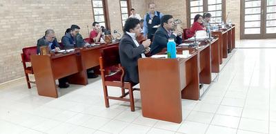 En sesión extra y en horas de la tarde, Junta aprueba varios llamados a licitación