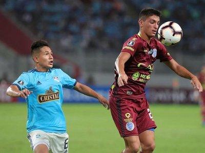 Sporting Cristal y Godoy Cruz siguen sin ganar en la Libertadores