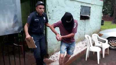 Pareja de extranjeros detenida con drogas en edificio céntrico de CDE
