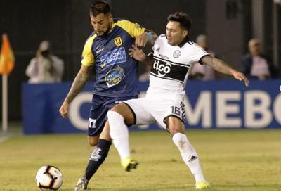 Olimpia y Universidad de Concepción empatan 1-1