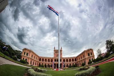 Presidente cumple su agenda en Palacio de Gobierno
