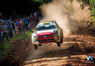 El campeonato de rally pone primera