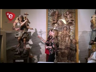 ARTE SACRO COMO PATRIMONIO: BUSCAN LA PUESTA EN VALOR DE IMÁGENES DE LA CATEDRAL