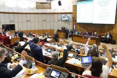 Senado tratará doce puntos en sesión ordinaria
