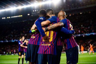 Con goleada, Barcelona despachó al Lyon